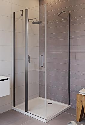 RIHO NOVIK Z203 zuhanykabin 90x90x200cm