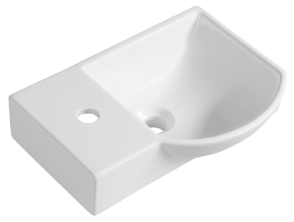Sapho LITOS kerámia mosdó, balos, 45x32cm (4779)