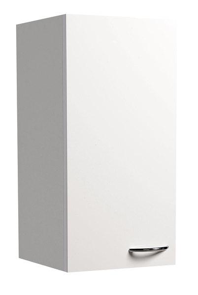 Aqualine EKOSETfelső szekrény, univerzális nyitási irány, fehér 30x60x30 cm (57600)