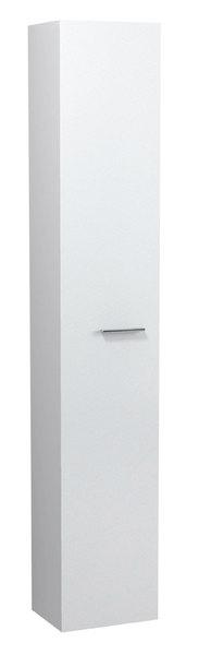 Aqualine ZOJA/KERAMIA FRESH álló szekrény, univerzális nyitási irány L/R fehér 25x140x20cm (51125)