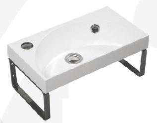 Marmy KRÓM KONZOL mini mosdókhoz 210 mm