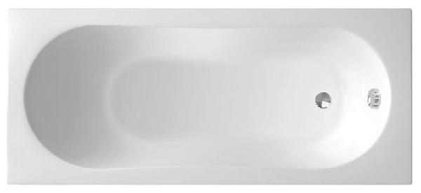 Aqualine Jizera akril kád 160x70x39 cm (G1670)