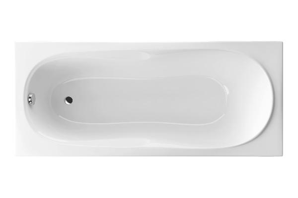 Excellent SEKWANA 140x70 egyenes fehér akril kád