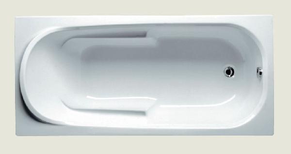 Riho Columbia 160x75 egyenes kád 190l