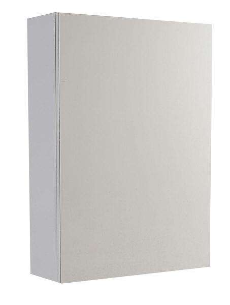 Aqualine VEGA tükrös szekrény , 50x70x18, fehér (VG050)