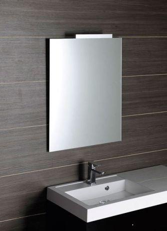 Aqualine tükör akasztó nélkül, 60x80 cm (22493)