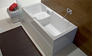 Kolpa San Ülőke fürdőkádhoz háttámla nélkül