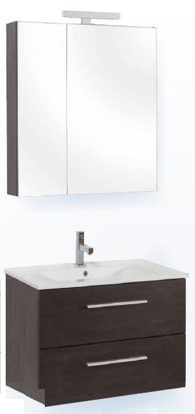 Tboss Miláno fürdőszobabútor szett 75cm- több színben