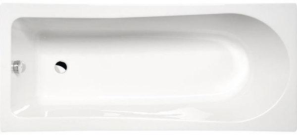 Polysan Lisa 160x70 egyenes kád