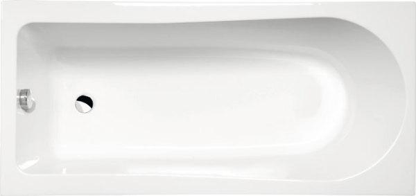 Polysan Lisa 150x70 egyenes kád