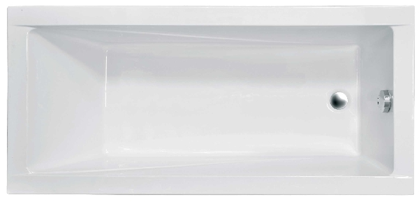 Niagara Wellness Boni  / MODERN 170x70 egyenes kád