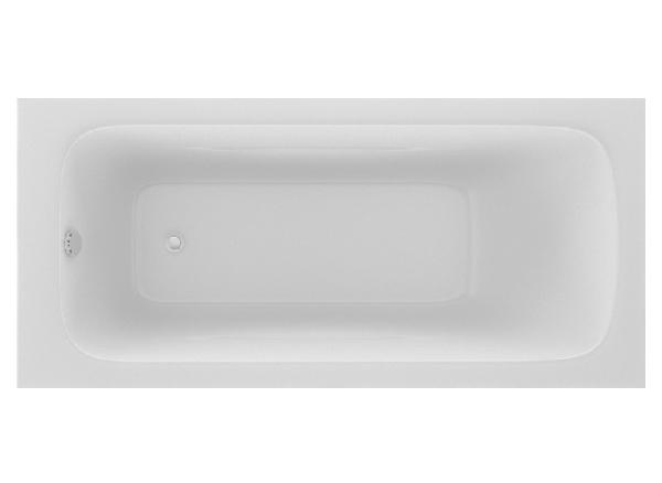 H2O Danuta 160x70 egyenes kád