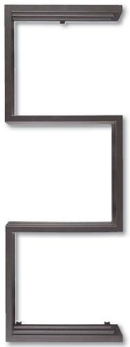 Hopa Puls 480 x 1380 fehér fürdőszobai radiátor