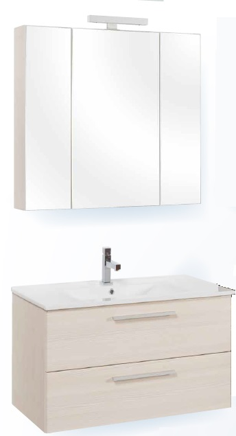 Tboss Miláno fürdőszobabútor szett 90cm- több színben