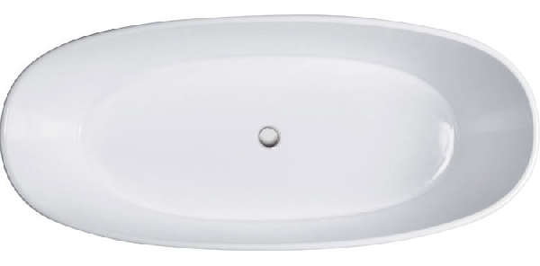 POLYSAN Tess öntött márvány kád 160x72x53