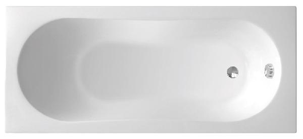 Aqualine Jizera akril kád 150x70x39 cm (G1570)