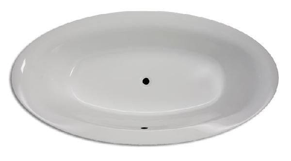 Hopa Bologna II 190*95 ovális kád