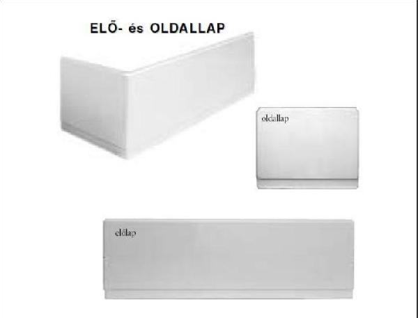 Oldallap A 70 cm snowwhite